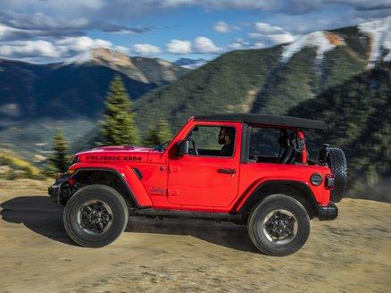 Coches Nuevos Jeep Wrangler