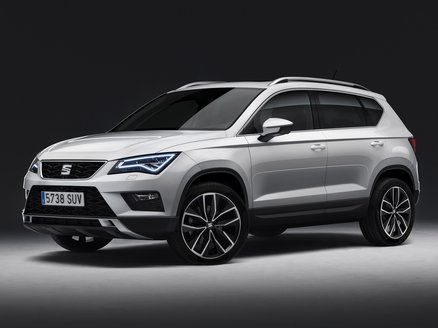 coches nuevos seat ateca. Black Bedroom Furniture Sets. Home Design Ideas