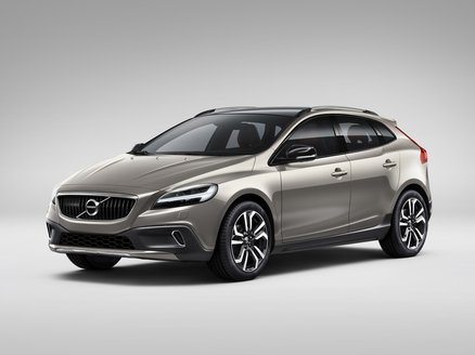 coches nuevos volvo v40 cross country. Black Bedroom Furniture Sets. Home Design Ideas